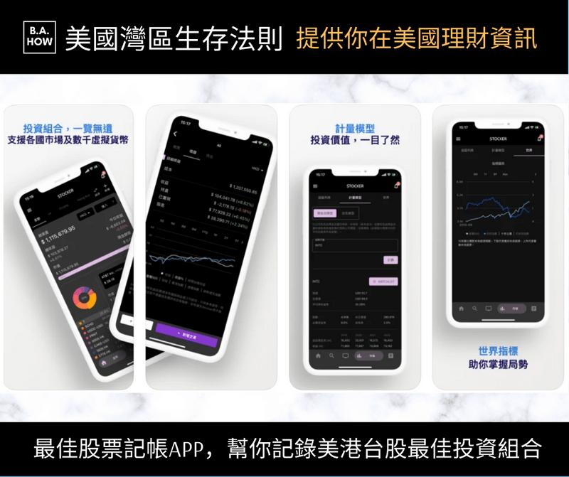 【2021】年度最佳股票記帳App,幫你記錄美港台股最佳投資組合